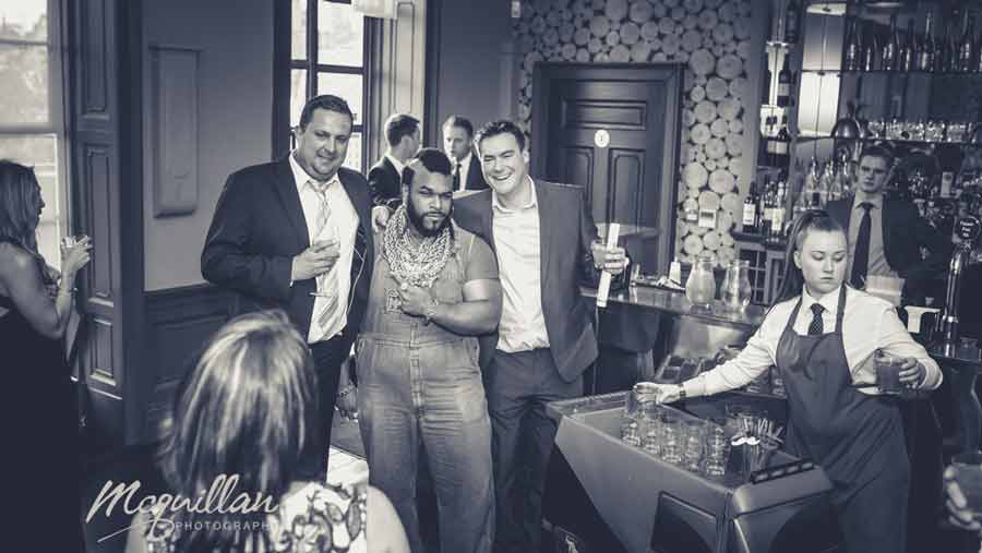 Mr T Lookalike wedding hire Northampton London UK
